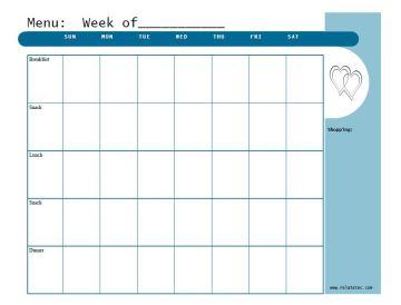 Aqua https://jonestn.myshopify.com/products/weekly-menu-planners