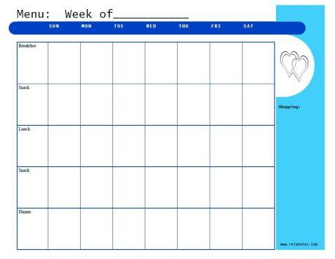 Marine https://jonestn.myshopify.com/products/weekly-menu-planners